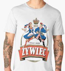 Zywiec Polska Beer - Polish Men's Premium T-Shirt