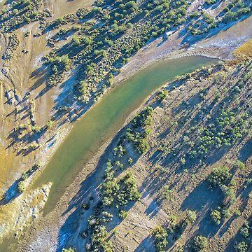 dry river, willare Western Australia  by Elliot62