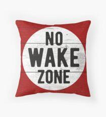 Kein Wake Zone Sgin Dekokissen