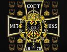 German Kaiser Imperial Flag by edsimoneit