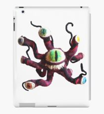 Dungeons and Dragons Beholder - (Needle Felt Art) iPad Case/Skin