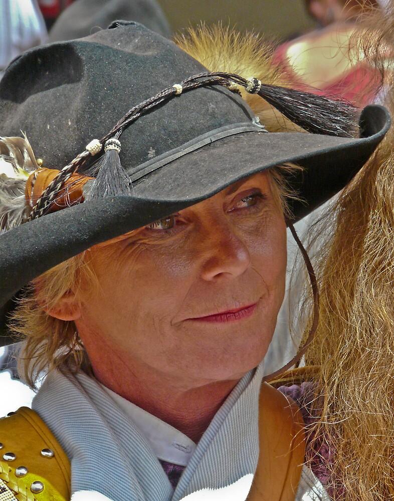 Calamity Jane by Linda Sparks