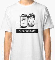 sleaford mods cans Classic T-Shirt