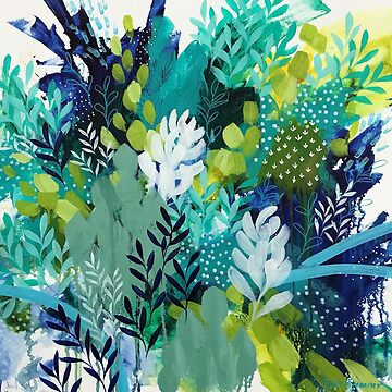 Abundant Foliage by Clair Bremner by ClairBremner