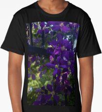 purple nurple Long T-Shirt