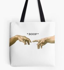 The Creation Of Boop Tote Bag