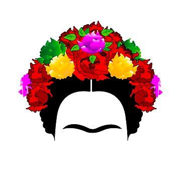 Frida Minimalist by edleon
