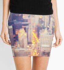 Windy City Lights Mini Skirt