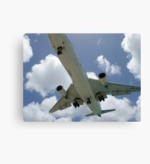 klm marie curie closer Canvas Print