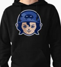 Galleon Vector Art Pullover Hoodie