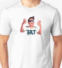 Buck Dewey the Artist T-Shirt