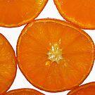 Tangerines by Susie Peek