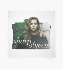 sharp objects Scarf
