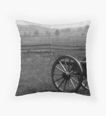 Remembering Gettysburg Throw Pillow