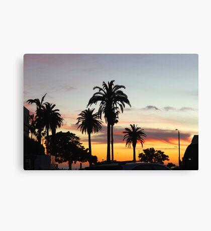 Santa Monica Canvas Print