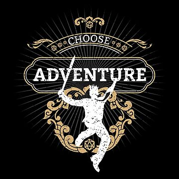 Choose Adventure by moviemaniacs