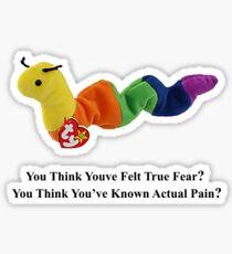 Inchworm Sticker
