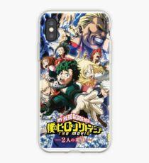 My Hero Academia The Movie iPhone Case