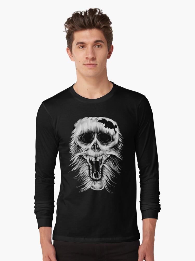 One Nasty Skull by Lotacats