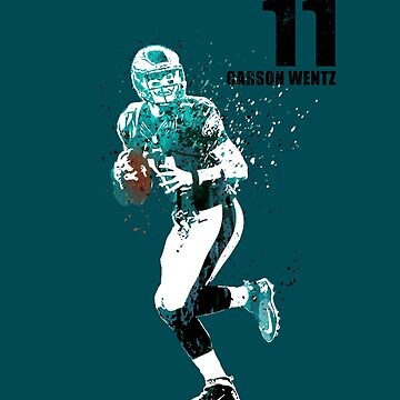 American football player #CW by artpopop