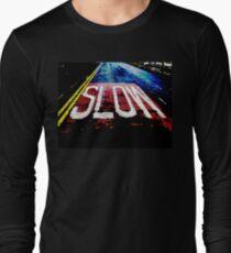 Slow Long Sleeve T-Shirt