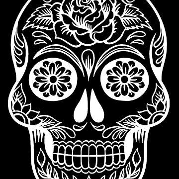 Skull by stuartist
