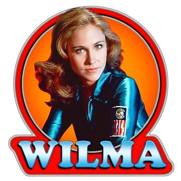 WILMA DEERING retro design by shnooks