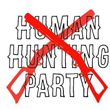 Human hunting party  by Stevo2711