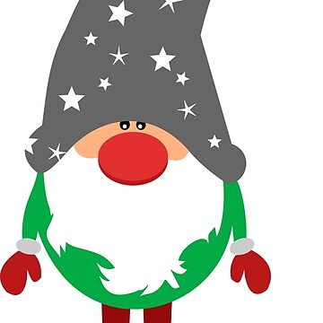 Little Green Santa Claus by studiopico