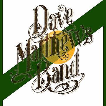 DMB DAVE MATTHEWS BAND by geraldgo