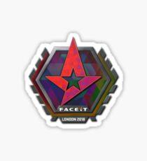 Astralis Sticker London Major Sticker
