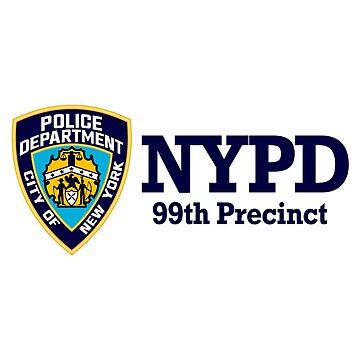99th Precinct Brooklyn by domiellis