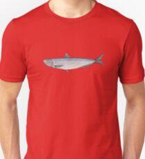 Sardine: Fish of Portugal Unisex T-Shirt