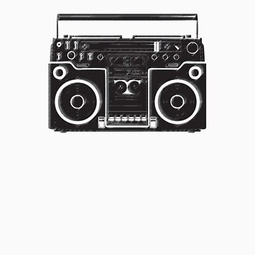 boombox by hrm7777