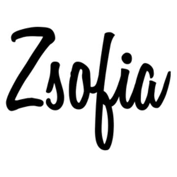 Hey Zsofia buy this now by Your-Name-Here