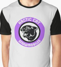 Arctic Cat Snowmobiles Graphic T-Shirt