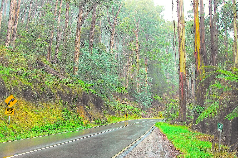 Better Days - The Road To Marysville - The HDR Experience by Philip Johnson