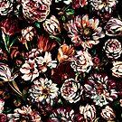 Dark Garden II by Burcu Korkmazyurek