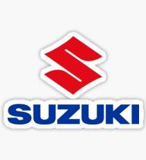 Suzu'k Suzuki Sticker