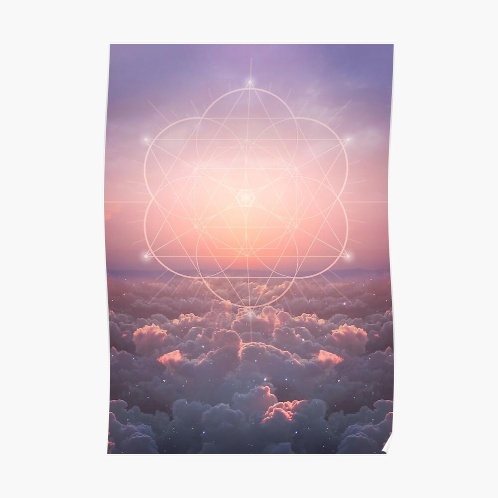 Die Sonne ist aber ein Morgenstern Poster