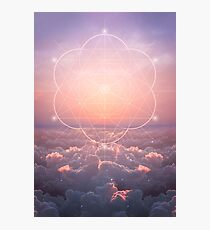 The Sun Is But A Morning Star Photographic Print