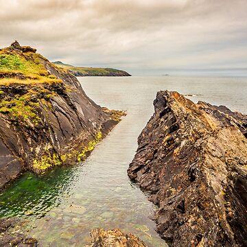 Abereiddy Bay by mlphoto