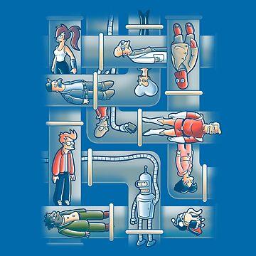 Tubes by trheewood