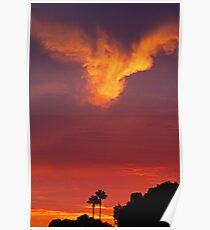 SoCal Sunset 9/11 Poster