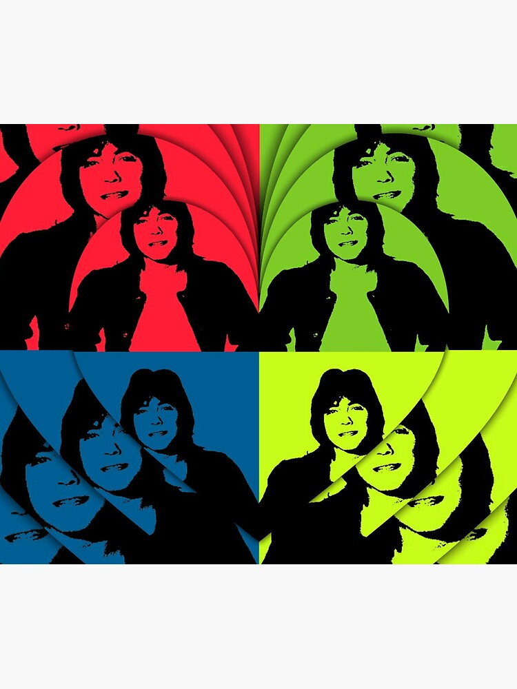 David Cassidy, Hollywood Star - Pop Art von SerpentFilms