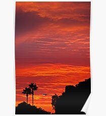 SoCal Sunset 3 Poster