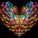 Escher Heart by wolfepaw