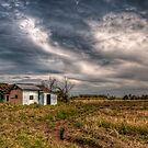 The Study of an old farm shed 1 - Experienced in HDR by Jason Ruth