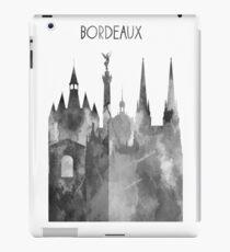 Bordeaux, Bordeaux skyline iPad Case/Skin
