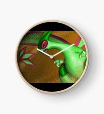 Flygon Clock